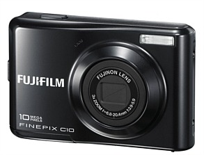 Fujifilm Finepix C10 + 2GB SD + Case